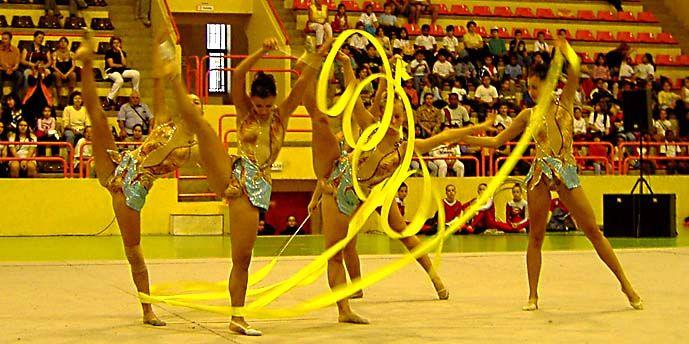 Spanish Gymnasts 12